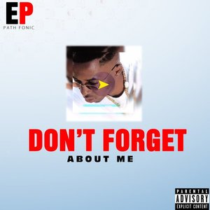 Don't Forget About Me's cover art
