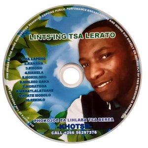 Lints'ing tsa Lerato's cover art