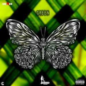 Green - EP's cover art
