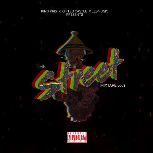 The Street Mixtape Vol. 1's cover art