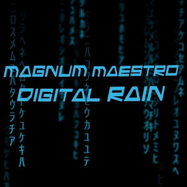 Digital Rain (prod. by Recoil) Album Cover